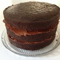 Guinness Stout Chocolate Cake