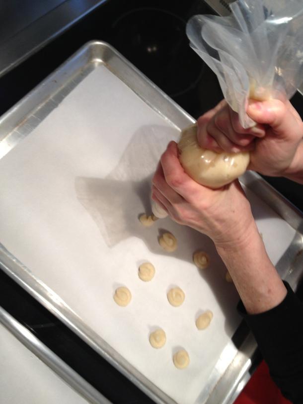 Pastry Bag Technique