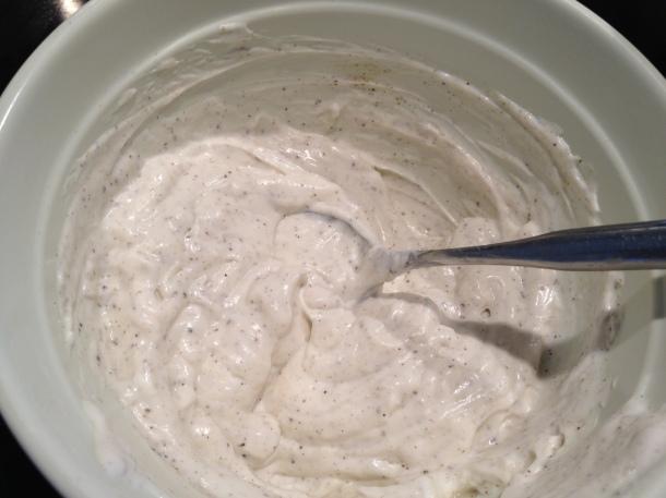 Light mayonnaise dressing