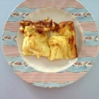 Aggkaka (Baked Pancake)