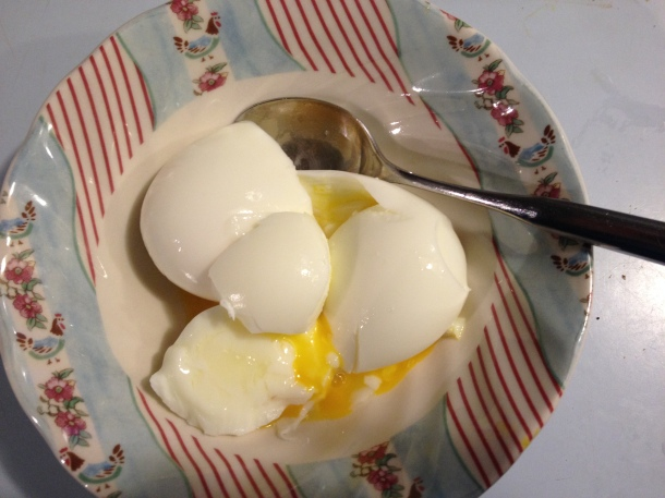 Soft-Cooked Eggs