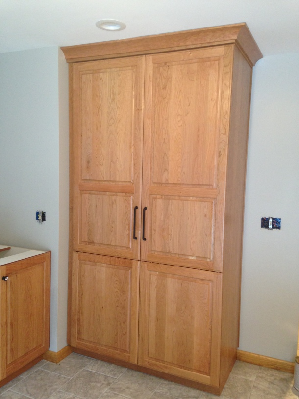 Pantry with Pulls