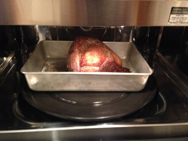 Roast Beef in the GE Advantium 120 Oven