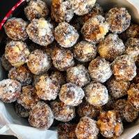 Krispy Date Nut Balls