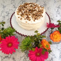 Aunt Lois' Carrot Cake