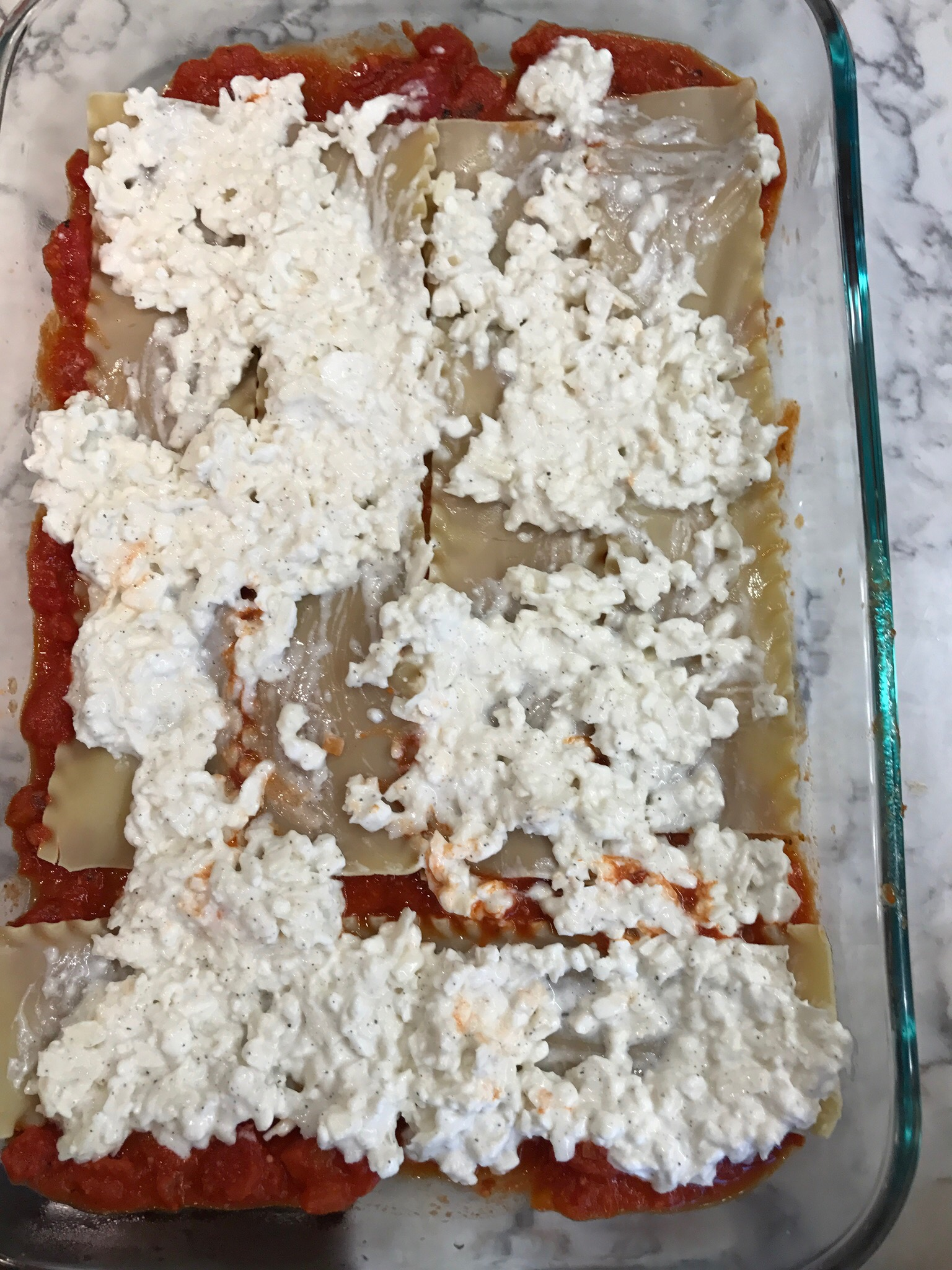 Cheese and Tomato Lasagna | nina in the kitchen