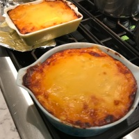 Scalloped Creamed Potatoes