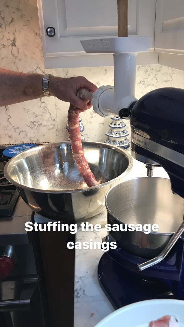 hog casings | nina in the kitchen
